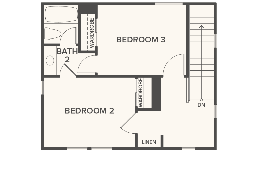 New Homes Los Angeles | Floor Plans | Magnolia Walk